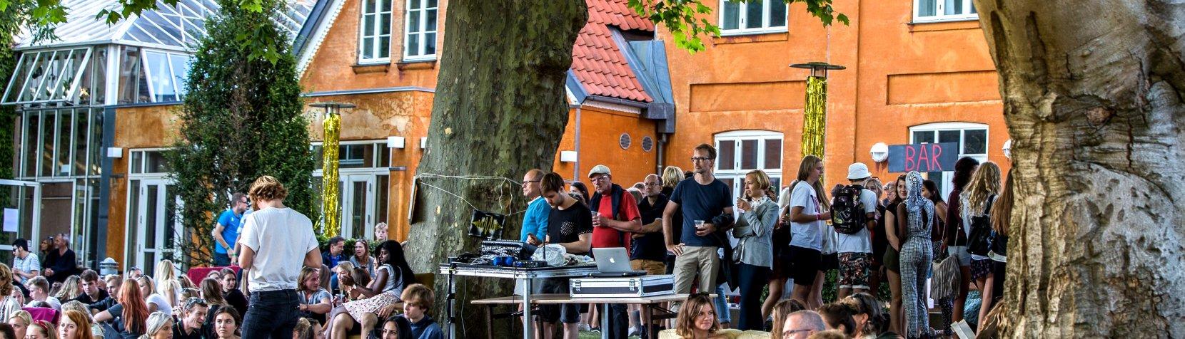 Lydfest - Foto: Lars Madsen