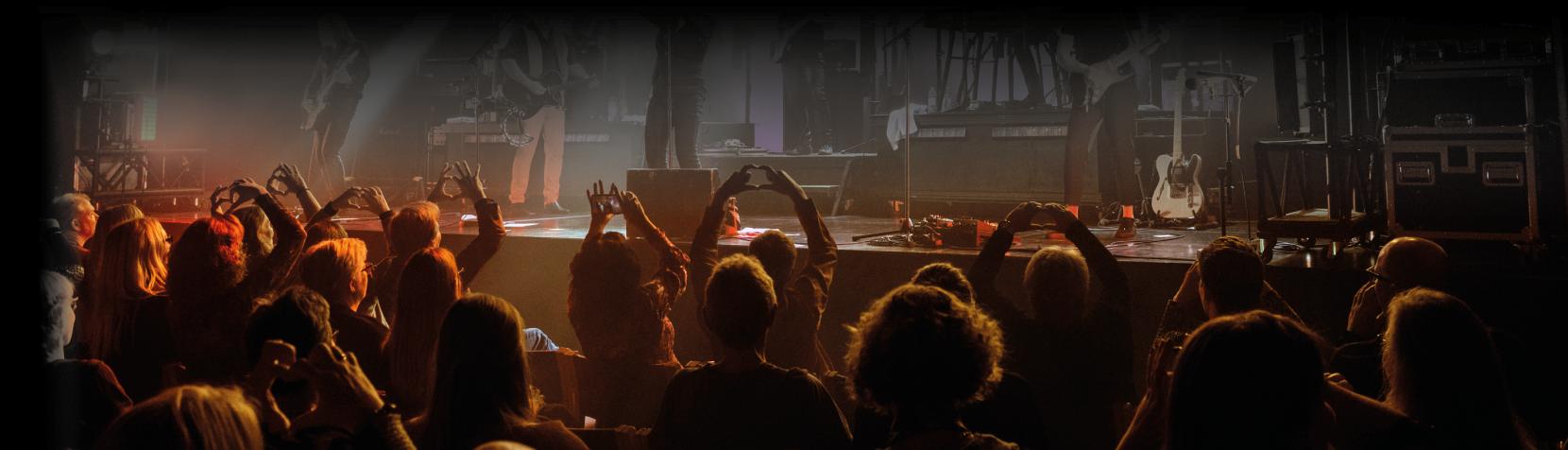 Koncertpublikum, 2020 - Foto: Jan Palle