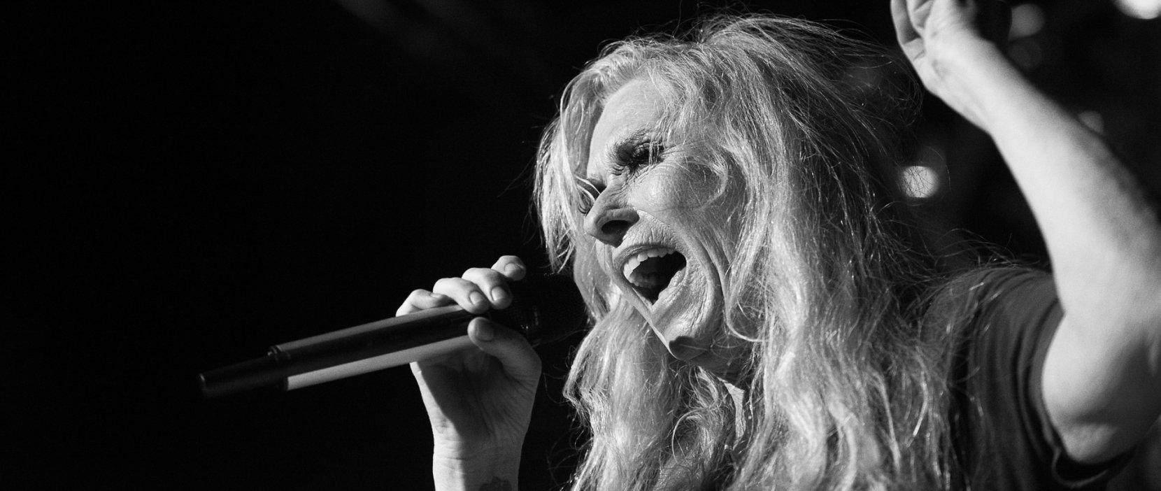 Sanne Salomonsen - Foto: Jan Palle